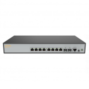FusionSwitch PoE 10 Port