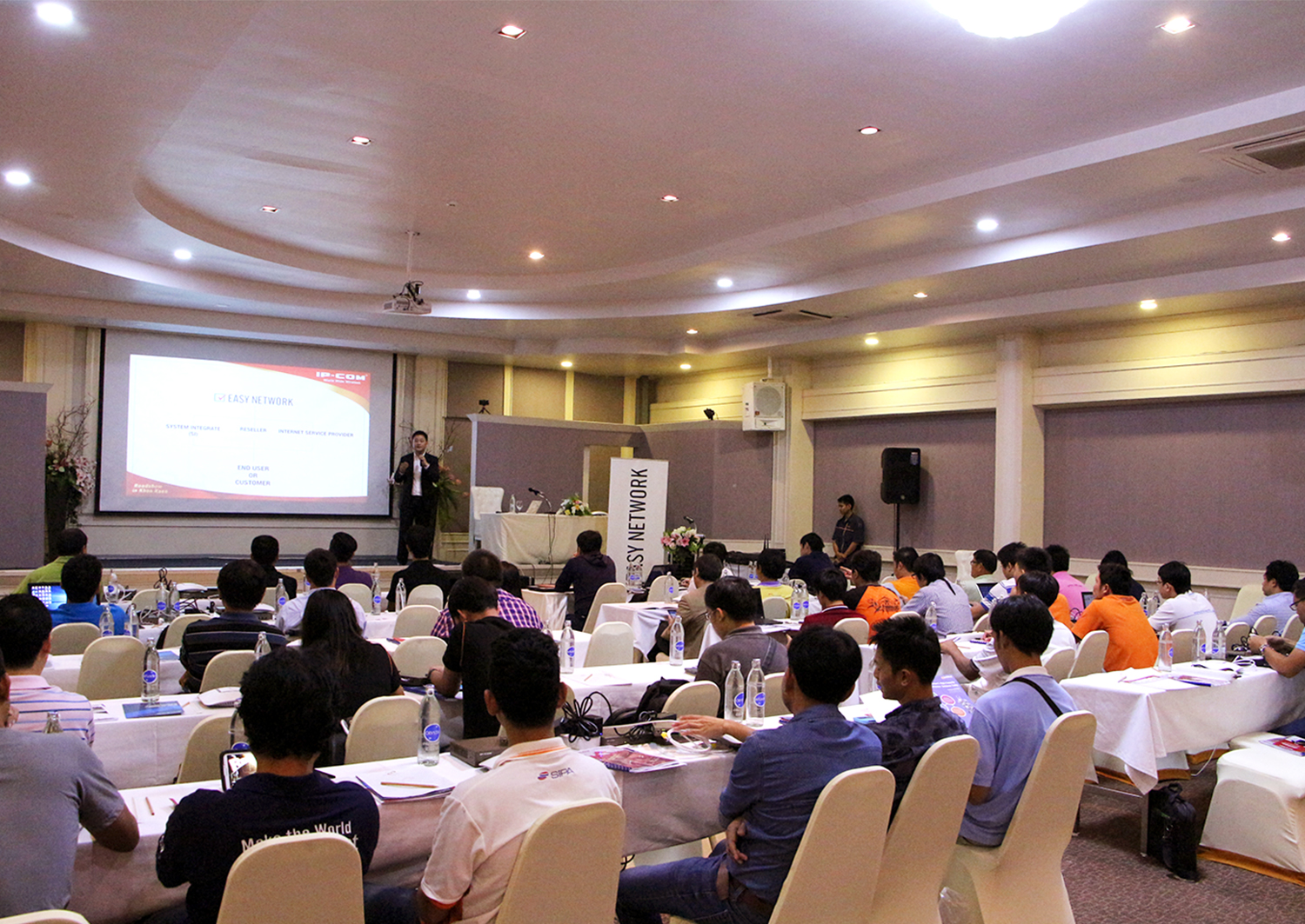IP-COM Roadshow Khonkaen